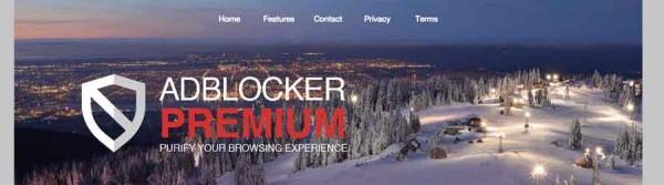 AdBlockerPremium ads