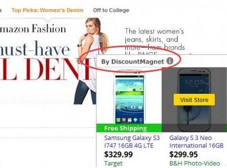 Discount-Magnet