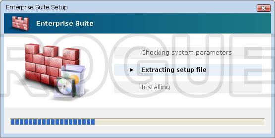 EnterpriseSuite - installation process