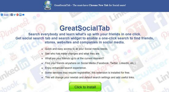 GreatSocialTab