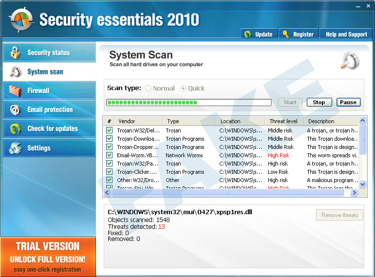 Security essentials 2010 (SE2010)