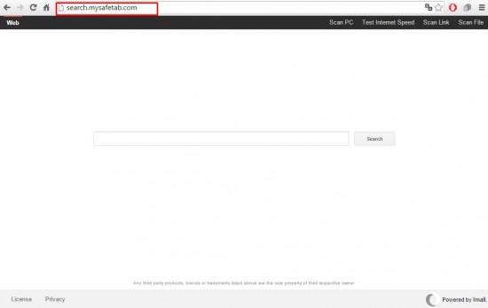 Search.mysafetab.com