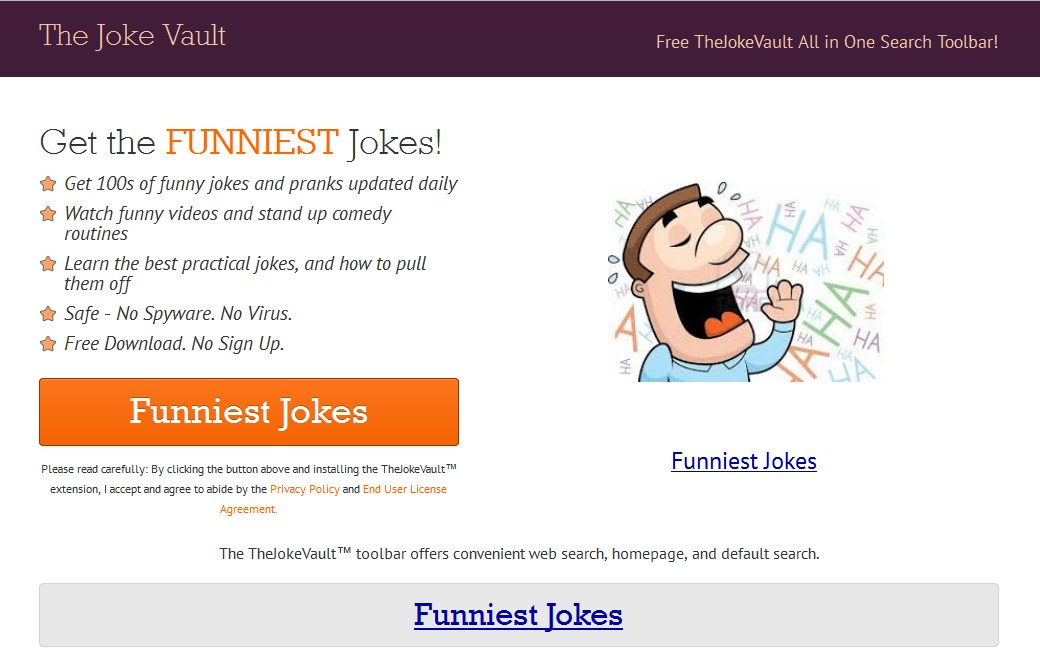 The Joke Vault