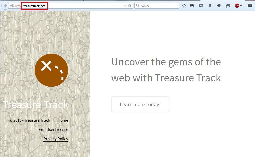 Treasure Track