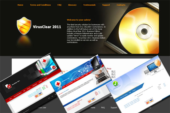 VirusClear 2011
