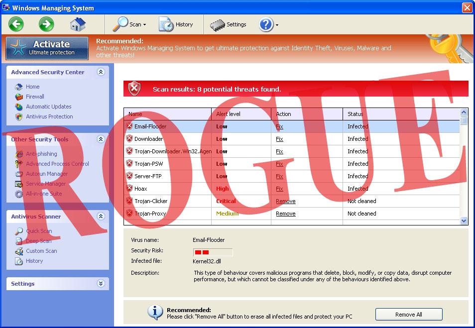WindowsManagingSystem