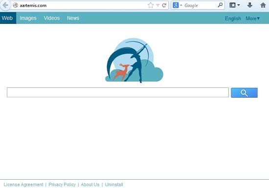 Aartemis Portal Site virus