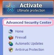 Advanced Security Center