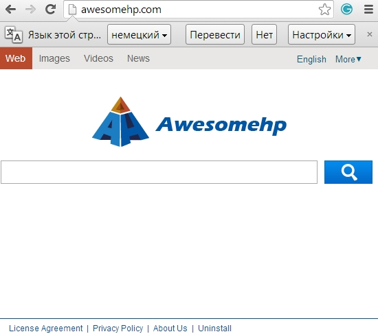 Tips to remove awesomehp.com malware from browser