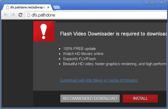 Dfs.pathdone.net malware