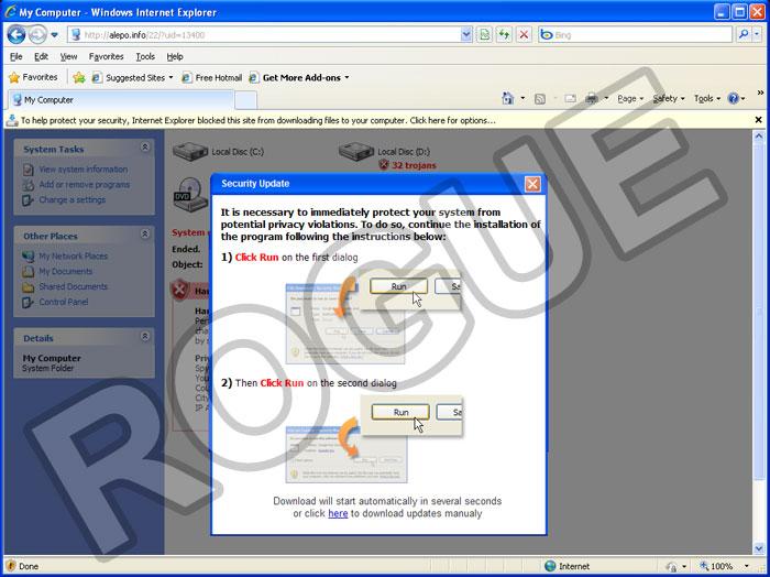 HiJack Internet Antivirus Pro
