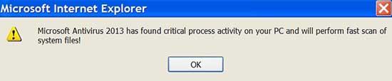 Microsoft Antivirus 2013