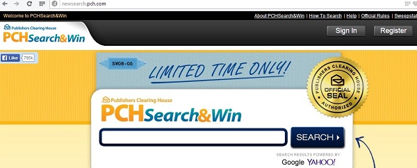Newsearch.pch.com