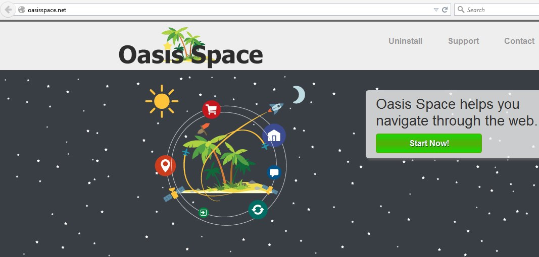 Oasis Space
