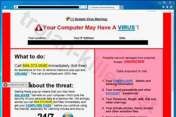 pcvirusalerts.net