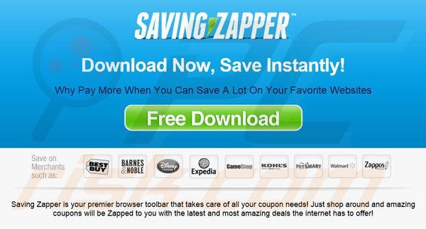 Saving Zapper