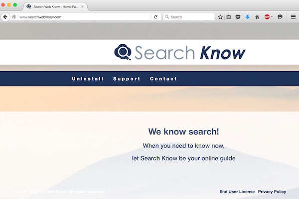Search Web Know