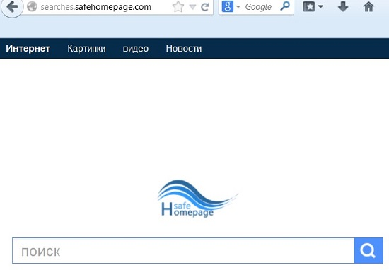 Fix searches.safehomepage.com redirect virus