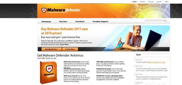 malware-defender scam