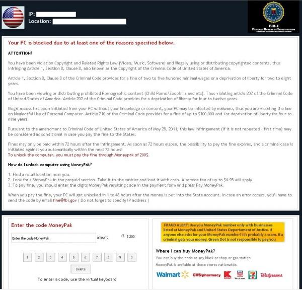 Malex ransomware