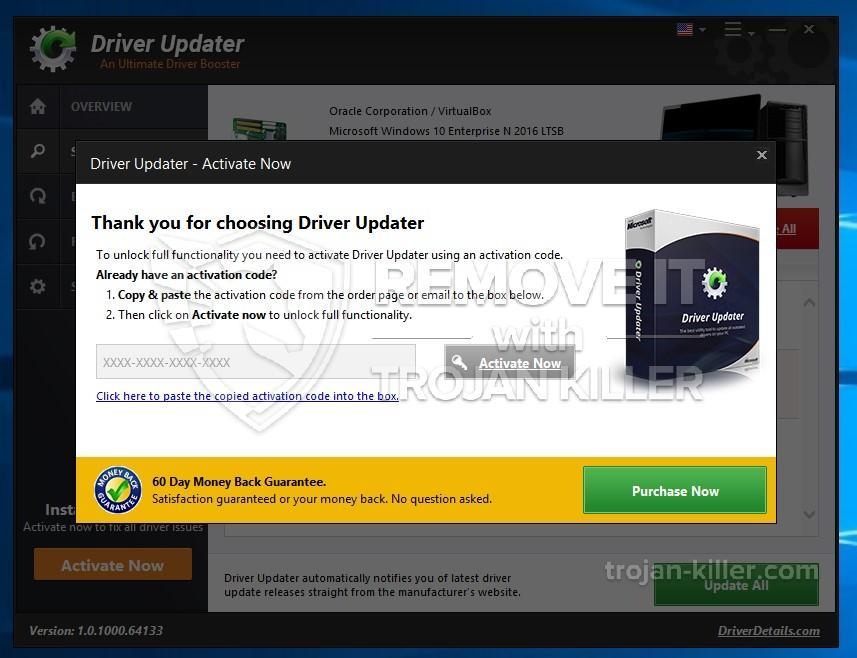What is Driver Updater?