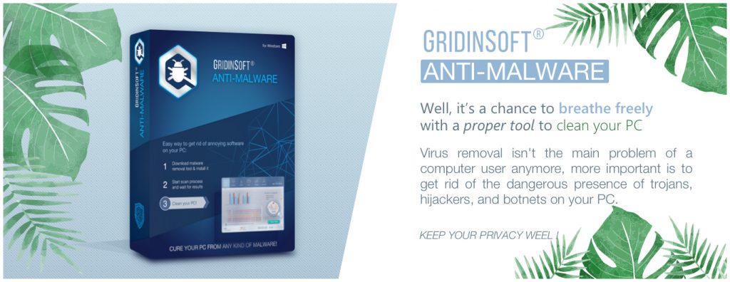 Last GridinSoft Anti-Malware
