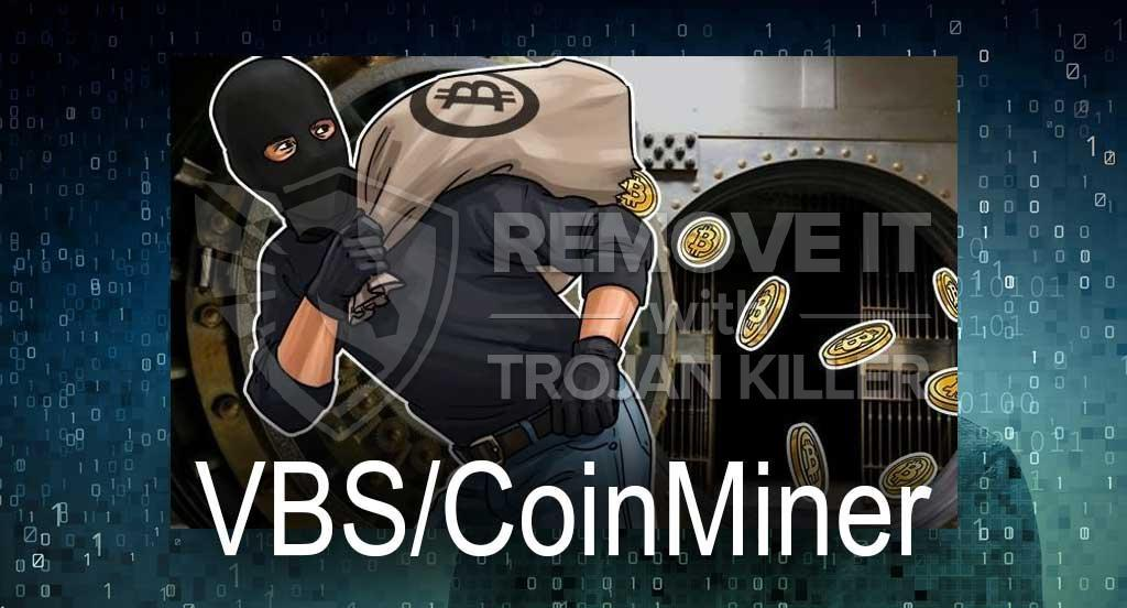 What is VBS/CoinMiner?