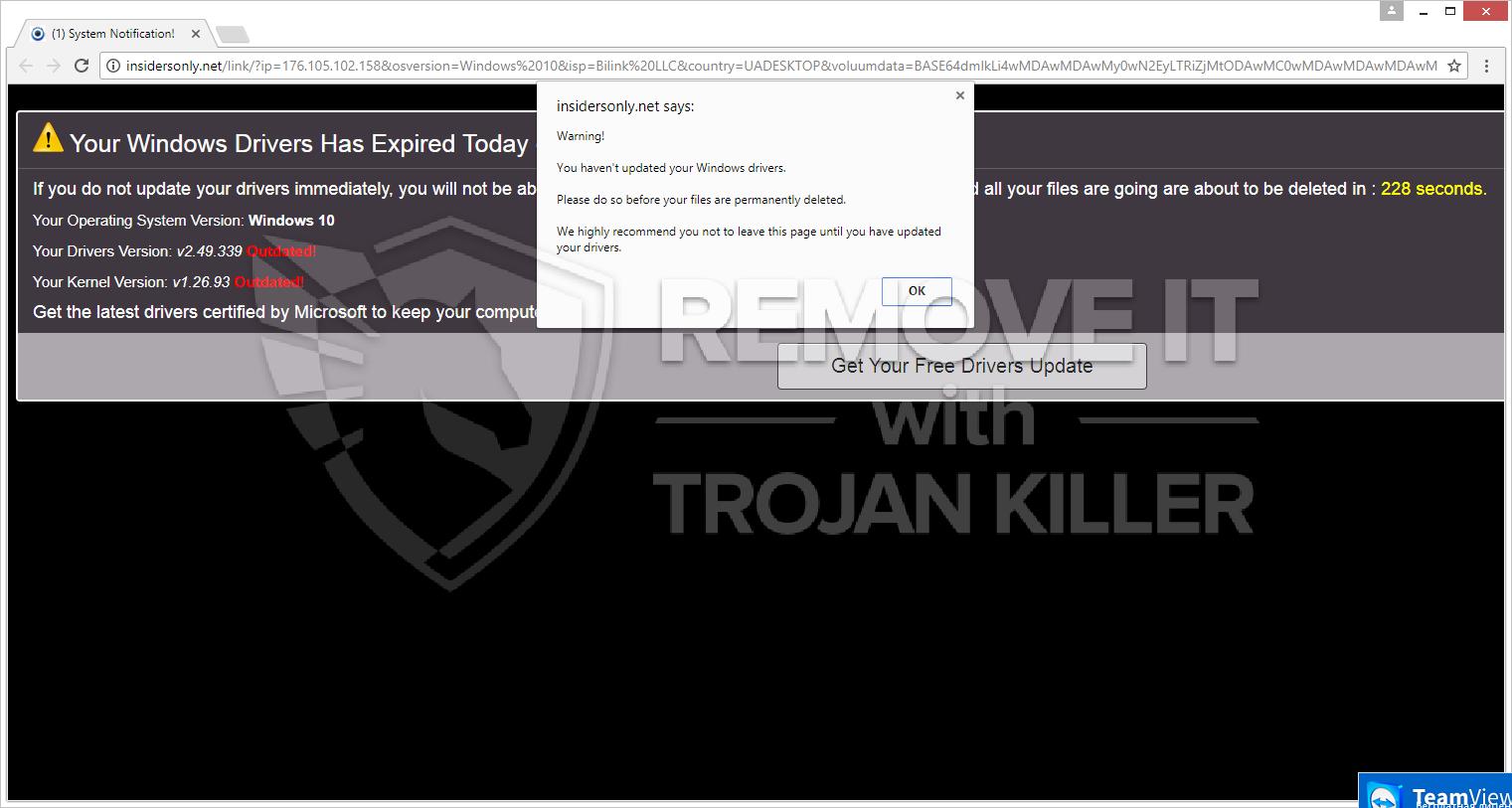 SOLVED] Please Help! CloudNet redirections! - Trojan Killer