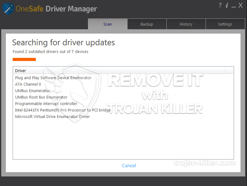 What is OneSafe Driver Manager?