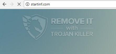 Startinf.com ウイルス