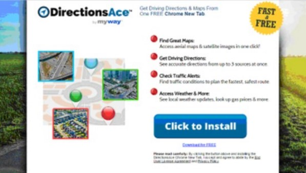 DirectionsAce