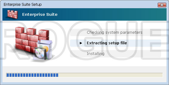 EnterpriseSuite - installation process