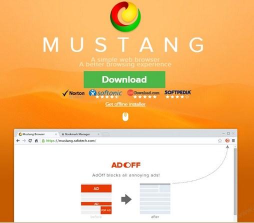 Mustang-Browser