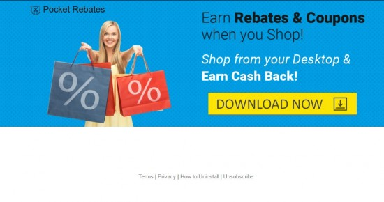 Pocket Rebates
