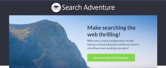 Search Adventure Ads
