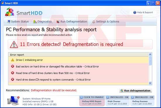 Smart HDD