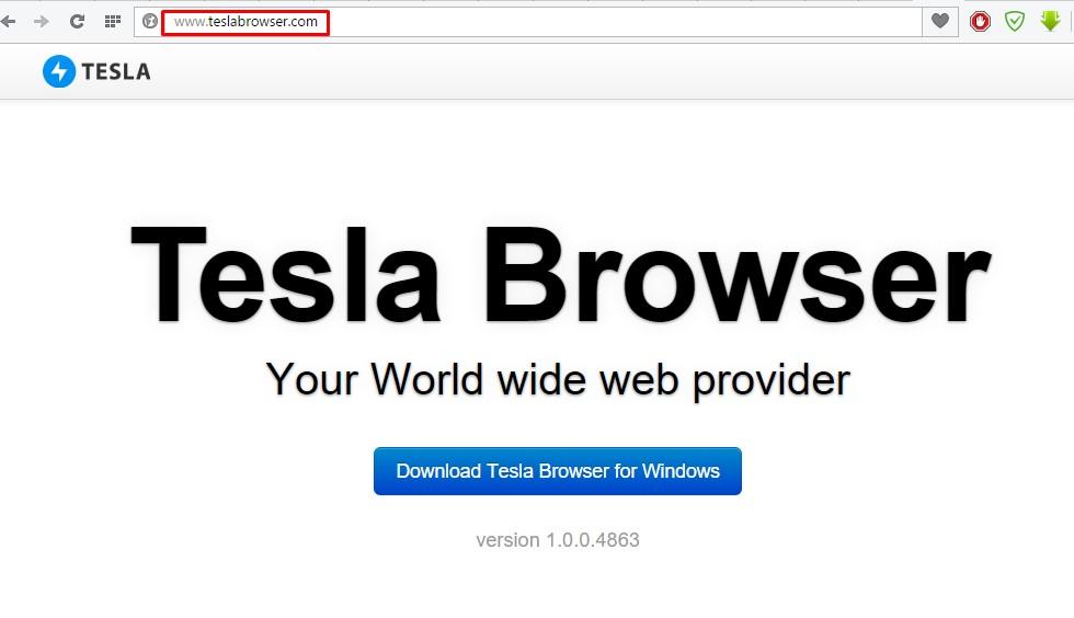 Tesla Browser