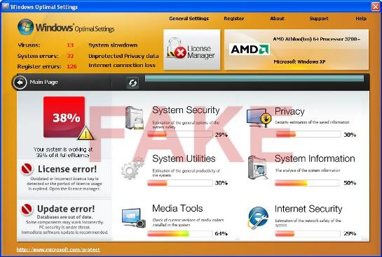Windows Optimal Settings