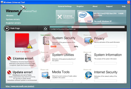 Windows Universal Tool