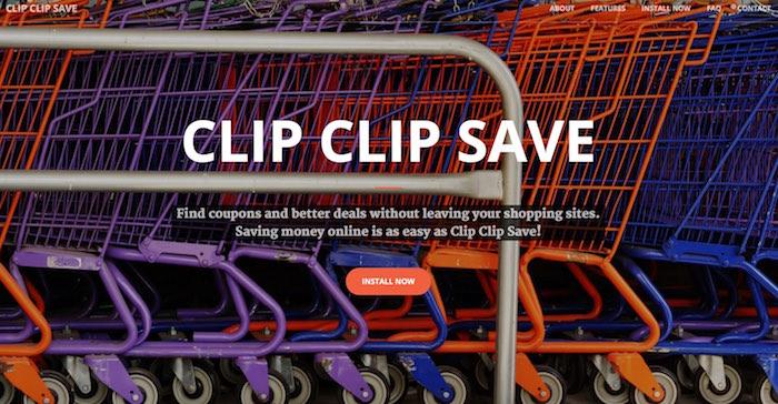Clip Clip Save
