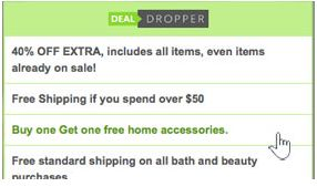 Deal Dropper adware