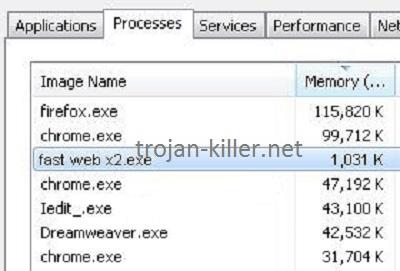 FastWeb.exe