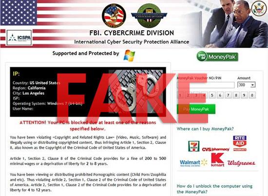 FBI. Cybercrime Division