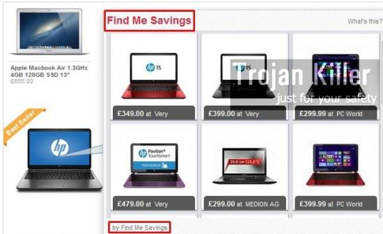 Find Me Savings