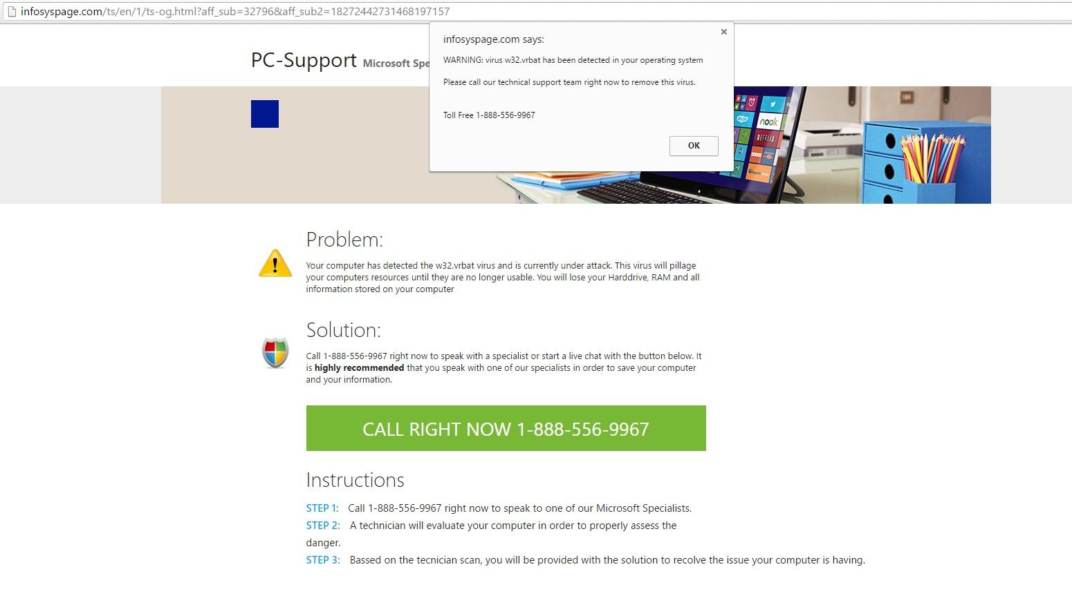 infosyspage.com