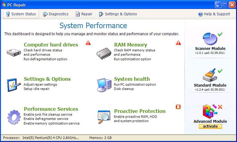 PC Repair rogue