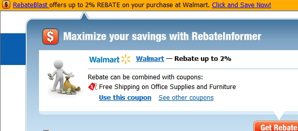 RebateBlast adware