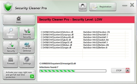 Sicherheit Cleaner Pro