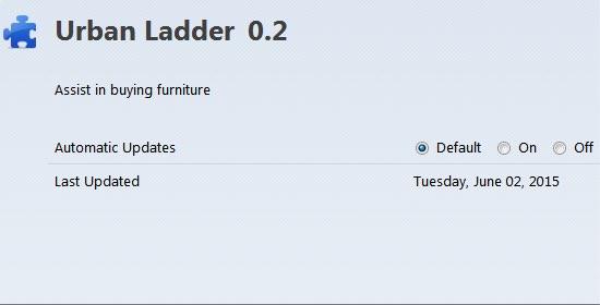 Urban Ladder 0.2