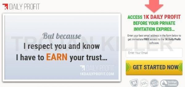 1K Daily Profit virus